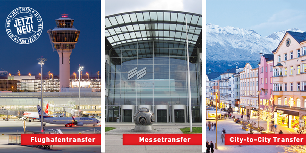 Flughafen, Messetransfer, City to City Transfer M�nchen